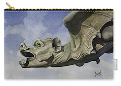 Ulmer Munster Gargoyle Carry-all Pouch