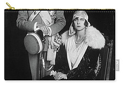 Umberto II And Marie Jose Carry-all Pouch by Granger