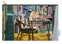 Un Soggiorno A Venezia Carry-all Pouch by Guido Borelli