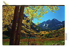 Under Golden Trees Carry-all Pouch