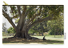 Under The Big Old Tree Carry-all Pouch