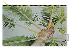 Under The Palm Carry-all Pouch