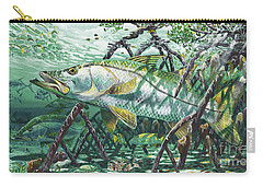 Undercover In0022 Carry-all Pouch by Carey Chen