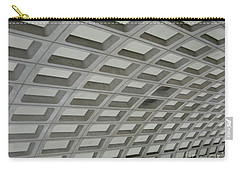 Underground. Washington Dc. Usa Carry-all Pouch