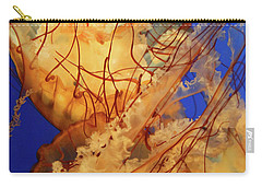 Underwater Friends - Jelly Fish By Diana Sainz Carry-all Pouch