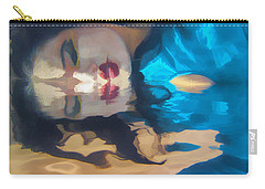 Underwater Geisha Abstract 1 Carry-all Pouch