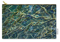 Underwater Roots Carry-all Pouch by Stuart Litoff
