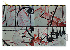 Carry-all Pouch featuring the photograph Unfaithful Desire Part One by Sir Josef - Social Critic - ART