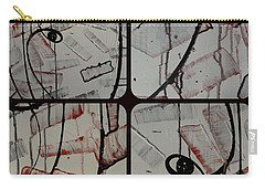 Carry-all Pouch featuring the photograph Unfaithful Desire Part Two by Sir Josef - Social Critic - ART