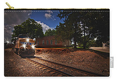 Union Pacific 7917 Train Carry-all Pouch by Linda Unger