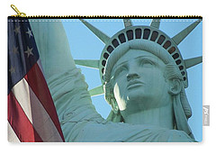 United States Of America Carry-all Pouch