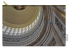 Unites States Capitol Rotunda Carry-all Pouch