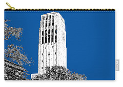 University Of Michigan - Royal Blue Carry-all Pouch