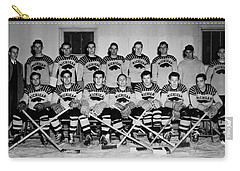 University Of Michigan Hockey Team 1947 Carry-all Pouch