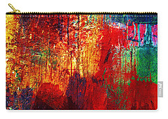 Untamed Colors  Carry-all Pouch