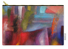 Carry-all Pouch featuring the painting Untitled #3 by Jason Williamson