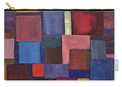 Carry-all Pouch featuring the painting Untitled #7 by Jason Williamson