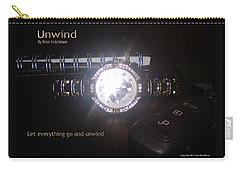 Unwind - Let Go Carry-all Pouch