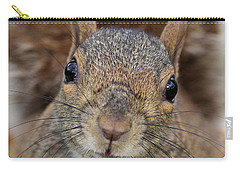Up Close Carry-all Pouch by Doris Potter