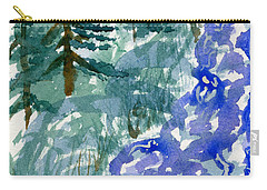 Up The Creek Carry-all Pouch