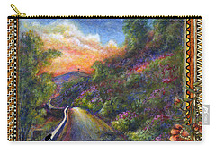 Uphill Carry-all Pouch by Retta Stephenson
