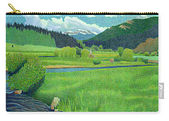 Upper Bear Creek Colorado Carry-all Pouch