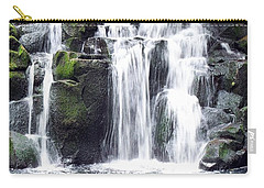 Upper Beaver Falls Carry-all Pouch by Chalet Roome-Rigdon