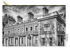 Carry-all Pouch featuring the photograph Upper Regents Street by Howard Salmon