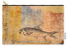 Upstream Carry-all Pouch by Carol Leigh