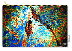 Carry-all Pouch featuring the photograph Urban Abstract by Christiane Hellner-OBrien