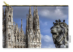 Urban Jungle Milan Carry-all Pouch by Carol Japp