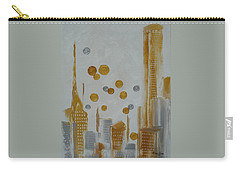 Urban Polish Carry-all Pouch by Judith Rhue