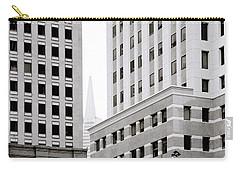 Urban San Francisco Carry-all Pouch by Shaun Higson