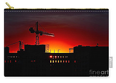 Urban Sunrise Carry-all Pouch