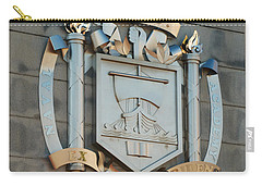 Us Naval Academy Insignia Carry-all Pouch