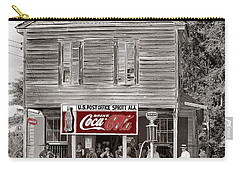 U.s. Post Office General Store Coca-cola Signs Sprott  Alabama Walker Evans Photo C.1935-2014. Carry-all Pouch by David Lee Guss