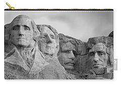 Usa, South Dakota, Mount Rushmore, Low Carry-all Pouch