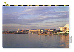 Usa, Washington Dc, Tidal Basin, Spring Carry-all Pouch by Panoramic Images