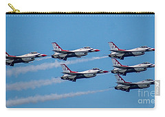 U.s.a.f. Thunderbirds Carry-all Pouch