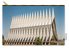 Air Force Academy Chapel Carry-all Pouch