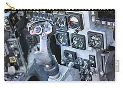 Usmc Av-8b Harrier Cockpit Carry-all Pouch by Olga Hamilton