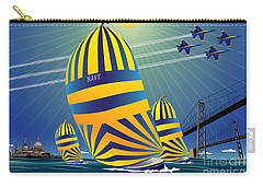 Usna High Noon Sail Carry-all Pouch