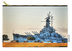 Uss Alabama Carry-all Pouch