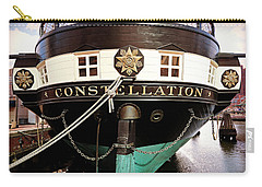 Uss Constellation Carry-all Pouch
