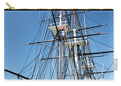 Uss Constitution Carry-all Pouch