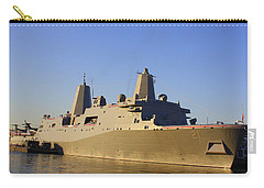 Uss New York - Lpd21 Carry-all Pouch