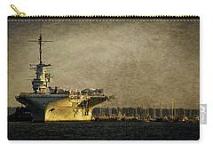 Uss Yorktown Cv10 Carry-all Pouch
