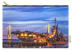 Uss Yorktown Museum Carry-all Pouch