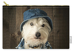 Vacation Dog Carry-all Pouch