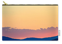 Vail Sunset Carry-all Pouch